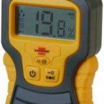 Brennenstuhl Détecteur d'humidité pour divers matériaux, humidimètre avec affichage digital LCD & signal sonore, anthracite & jaune, Quantité : 1 de la marque Brennenstuhl image 4 produit