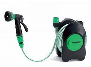 '' bricomed–Set Mini Porta Patio 10m Tuyau d'arrosage avec accessoires de la marque Bricomed image 0 produit