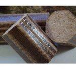 Briquettes de hêtre Normandy - 12kg pour poêle et four à pizza, bois de chauffage, buchettes compressées à combustion lente.Bois de hêtre 100% naturel et écologique de la marque Normandy Briquettes image 4 produit