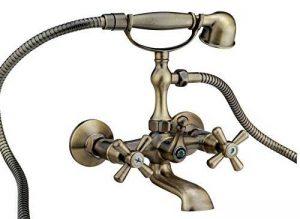 CAPALDO Mitigeur robinet pour baignoire en laiton Bronze pour salle de bain de la marque CAPALDO image 0 produit