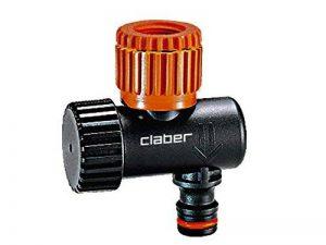 Claber 91040Stabilisateur pression, Noir/Orange/Gris de la marque Claber image 0 produit