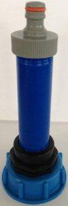 'CMTech GmbH Montage Technik cms60290r99Tube d'écoulement avec tuyau en plastique DN32, 100mm AG 1fiche et convient pour Gardena, IBC conteneur de Accessoire pour réservoir d'eau de pluie adaptateur de raccord de bidon de la marque CMTech GmbH Montaget image 0 produit