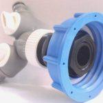 CMTech TN-135Y Tube d'écoulement avec adaptateur répartiteur en Y IBC Réservoir à eau de pluie de Accessoires de conteneurs de mamelon de Bidon de la marque CMTech GmbH Montagetechnik image 2 produit