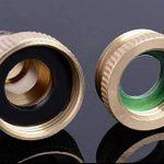 Connecteur de Tuyau, Fansport Adaptateur de Robinet Adaptateur de Tuyau de Raccord de Tuyau de Pivot Pivotant de la marque image 3 produit
