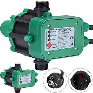 Contrôleur de pression pour pompe - Pressostat 10 bar avec câble Monzana de la marque Deuba image 0 produit