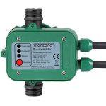 Contrôleur de pression pour pompe - Pressostat 10 bar avec câble Monzana de la marque Deuba image 1 produit