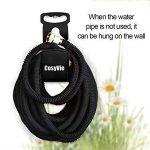 CosyVie Kit de Tuyau d'Arrosage Extensible jusqu'à 15 Mètre(50ft) Tuyau Flexible et Retractable avec Pistolet de 9 Fonctions Professionnels pour Jardin d'Arrosage(Crochet de Tuyau d'Arrosage Inclus) de la marque CosyVie image 6 produit