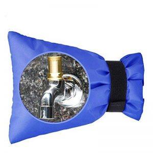 Couverture de protection thermique pour robinet, Sunbeter Hiver Accessoires de robinet de couverture de robinet de jardin pour Anti Gel et protecteur contre le froid (2 Pcs) de la marque Sunbeter image 0 produit