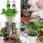 DCZTELG Plante d'arrosage Spike automatique Système de jardin Intérieur ou extérieur pour plantes d'irrigation goutte Système Care vos Fleurs 8-PACK de la marque DCZTELG image 6 produit