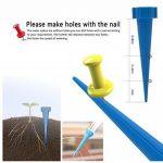 DCZTELG Plante d'arrosage Spike automatique Système de jardin Intérieur ou extérieur pour plantes d'irrigation goutte Système Care vos Fleurs 8-PACK de la marque DCZTELG image 3 produit