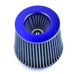 Delipop universel de voiture automobile Racing Prise d'air Filtre Alumimum Tuyau Power Débit Kit Bleu de la marque DELIPOP image 4 produit