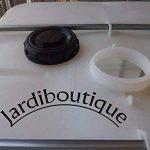 Deux Cuves IBC 1000L pour réserve d'eau - jardiboutique de la marque Jardiboutique image 2 produit