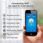 Docooler Sonoff TH10 Commutateur Intelligent WiFi Télécommande Téléphone Smart Capteur de Température et d'humidité pour Smart Home de la marque Docooler image 3 produit