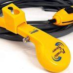 Douche de camping portable 12V avec pompe immergée - voyage randonnée voiture de la marque Deuba image 1 produit