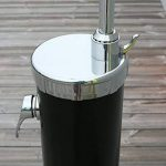 douche solaire aluminium TOP 1 image 4 produit
