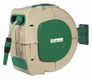 Dévidoir automatique équipé d un tuyau de 10m x 12.5mm AQUAROLL de la marque Ribiland image 0 produit