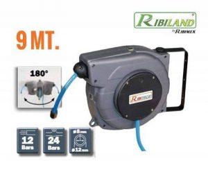 Dévidoir automatique tuyau à air 9 m 341000094 de la marque RIBITECH image 0 produit