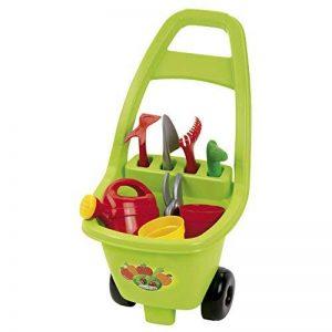 Ecoiffier - 479 - Outillage De Jardin Pour Enfants - Chariot Et Ses Outils de la marque Ecoiffier image 0 produit