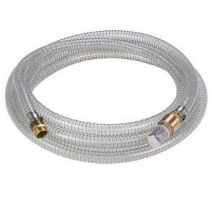 Einhell Accessoire Kit tuyau d'aspiration translucide 7 mètres avec embouts en Laiton de la marque Einhell image 0 produit