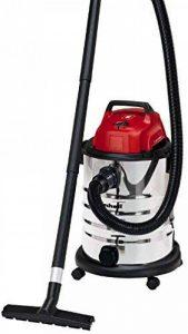 Einhell Aspirateur eau et poussière TC-VC 1930S (1500W, 30L, Cuve Inox, nombreux accessoires) de la marque Einhell image 0 produit