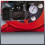 Einhell Groupe de surpression GC-WW 1046 N (1050 W , Débit max. 4.600 l/h, Hauteur de refoulement 48 m , Hauteur d'aspiration 8 m, Pression 4,8 bar, Pression de démarrage max. 1,5 bar , Pression d'arrêt max. 3 bar, Réservoir de pression de 20 litres ) de image 1 produit