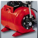 Einhell Groupe de surpression GC-WW 1046 N (1050 W , Débit max. 4.600 l/h, Hauteur de refoulement 48 m , Hauteur d'aspiration 8 m, Pression 4,8 bar, Pression de démarrage max. 1,5 bar , Pression d'arrêt max. 3 bar, Réservoir de pression de 20 litres ) de image 3 produit