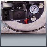 Einhell Groupe de surpression GC-WW 1350 NN (1300 W, Débit max. 5.000 l/h, Hauteur de refoulement 50 m, Hauteur d'aspiration 8 m, Pression 5 bar, Pression de démarrage max. 1,5 bar) de la marque Einhell image 1 produit