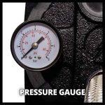Einhell Groupe de surpression électrique GC-WW 6036 (600 W, Débit max. 3.600 l/h, Interrupteur à pression, Corps en Inox) de la marque Einhell image 2 produit