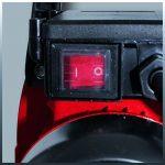Einhell Kit Pompe d'arrosage de Surface GC-GP 6538 Set (650 W, Débit max. 3.800 l/h , Hauteur de Refoulement 36 m, Hauteur d'aspiration 8 m, Pression 3,6 bar, Poignée de transport, Livrée avec un Tuyau d'aspiration de 7 m) de la marque Einhell image 2 produit