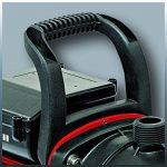 Einhell Kit Pompe d'arrosage de Surface GC-GP 6538 Set (650 W, Débit max. 3.800 l/h , Hauteur de Refoulement 36 m, Hauteur d'aspiration 8 m, Pression 3,6 bar, Poignée de transport, Livrée avec un Tuyau d'aspiration de 7 m) de la marque Einhell image 3 produit
