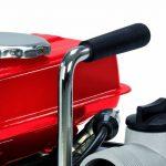 Einhell Pompe d'arrosage thermique GH-PW 18 (1.8 kW, Débit max. 12.000 l/h, Hauteur de refoulement 20 m, Livré avec 2 adaptateurs pour tuyau 38,1 mm, 1 panier d'aspiration et 2 réducteurs 33,3 mm (filetage mâle)) de la marque Einhell image 2 produit
