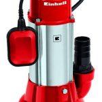 Einhell Pompe d'évacuation GC-DP 1340 G (1300 W, Débit max. 23.000 l/h, Câble d'alimentation 10 m avec flotteur, Livrée avec Filin 6 mètres) de la marque Einhell image 2 produit