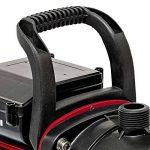 Einhell Pompe de surface gc GC-GP 6538 (650 W, Débit max. 3.800 l/h, Hauteur de refoulement 36 m, Hauteur d'aspiration 8 m, Pression 3,6 bar) de la marque Einhell image 3 produit