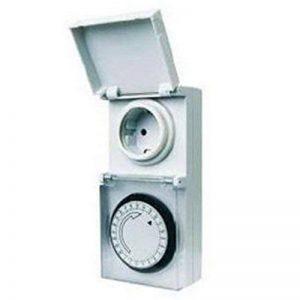 Elro TM116B Prise programmable mécanique extérieure de la marque Elro image 0 produit