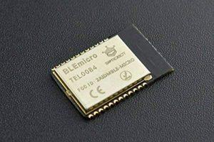 en Xian, BLE Micro–Super Compact BLE module, peut être utilisé pour la transmission de transparente, ou à distance Programmateur chargement de mode horaire, DE support défaut, Bluetooth HID de la marque ZIYUN image 0 produit