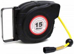 Enrouleur air comprime pneumatique automatique tuyau à air - 15m de la marque DEMA image 0 produit