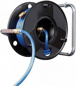 Enrouleur de tuyau à air comprimé de 20m, Diamètre du tuyau 9/15 mm, Anti Twist Brennenstuhl 1127030 de la marque Brennenstuhl image 0 produit