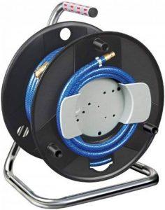 Enrouleur de tuyau pneumatique 20m Standard Ø 6/12 Brennenstuhl 1127020 de la marque Brennenstuhl image 0 produit