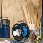 Enrouleur de tuyau pneumatique 20m Standard Ø 6/12 Brennenstuhl 1127020 de la marque Brennenstuhl image 2 produit