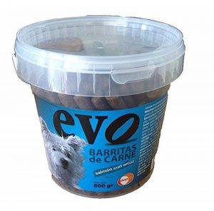 Evo saumon Barritas avec du riz pour les chiens, 70% de la viande fraîche, 800 g. de la marque Evo image 0 produit