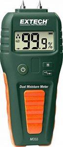 Extech MO55 Combinaison Humidimètre Contact, Vert de la marque EXTECH image 0 produit