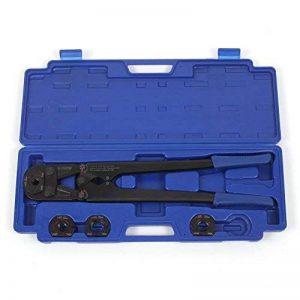 Femor Pince à Sertir Raccords Multicouche Profil TH Matrices Câble Cosse PER 16 20 25 32mm de la marque Femor image 0 produit