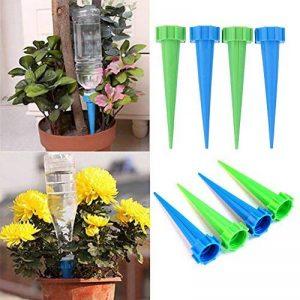 FENGRUIUI 4pcs/lot Intérieur Kits d'irrigation d'arrosage automatique Système Plante d'intérieur Spikes pour plante en pot Fleur d'économie d'énergie de l'environnement de la marque FENGRUIUI image 0 produit