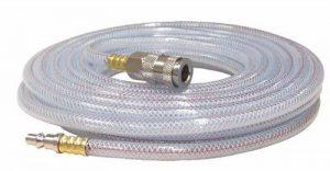 FERM ATA1027 Tuyau à air 10m - avec connexion rapide - pour compresseur de la marque Ferm image 0 produit