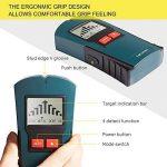 Fetanten détecteur de goujon de détection de métaux, détecteur d'angle numérique et détecteur de câble pour bois / profond, détecteur de goujons et détecteur de métaux avec écran LCD, testeur de câble pour AC Live Wire, 4 en 1 Multi Tools Détecteurs de mé image 1 produit