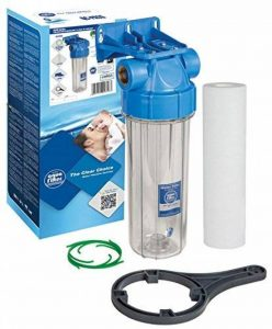 """Filtration d'eau froide 3/4 """"en ligne purifie le boîtier du système + filtre entier de la marque plumbing4home image 0 produit"""