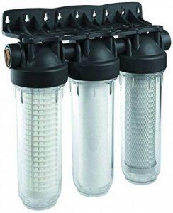Filtre Permopluie BWT - Récupération de l'eau de pluie - Enleve les impuretés - Supprime le goût et l'odeur de la marque BWT image 0 produit