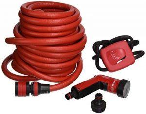 Fitt Up Yoyo Tuyau d'arrosage, rouge, MT. 25 de la marque FITT image 0 produit