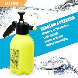 Flous Arrosoir à pression 2L/arrosage précis/engrais/desherbage/interieur de la marque Flous image 0 produit