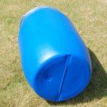 Fût alimentaire 220 litres ouverture totala, baril polyéthylène bleu (22119) de la marque Wilai image 4 produit